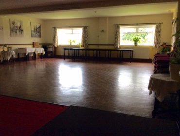 Empty Function Room